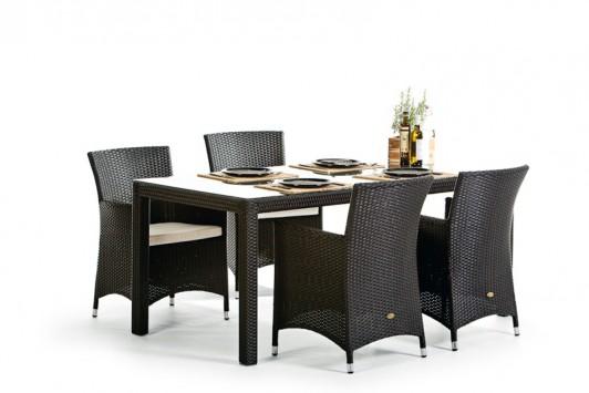 Meubles de jardins – mobilier pour jardin - table de jardin – chaise ...