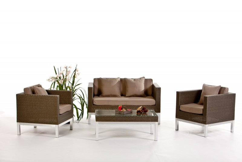 Meubles de jardins – mobilier pour jardin - table de jardin – salon ...