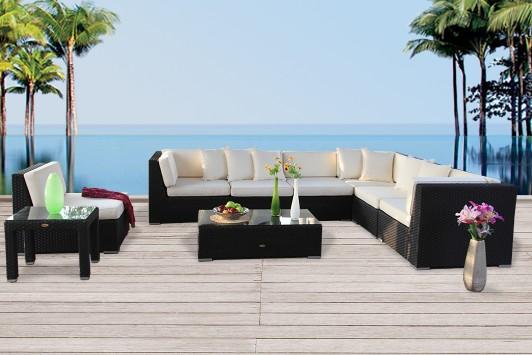 gartenm bel online kaufen rattan gartentische lounges. Black Bedroom Furniture Sets. Home Design Ideas