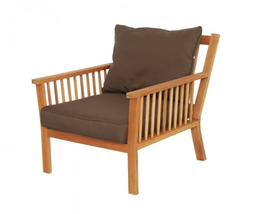 Holz Gartenmöbel Lounge Sessel Stuhl Tisch Bank