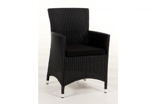 gartenm bel gartenmobiliar gartentische gartenst hle montreal dining berz ge schwarz. Black Bedroom Furniture Sets. Home Design Ideas