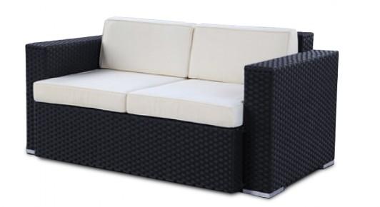 gartenm bel gartenmobiliar gartentische gartenst hle lounge melbourne schwarz. Black Bedroom Furniture Sets. Home Design Ideas
