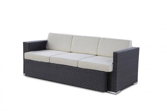 Gartenmobel Polyrattan Grau Gunstig :   Gartentische  Gartenstühle  Loungemöbel  Melbourne braun