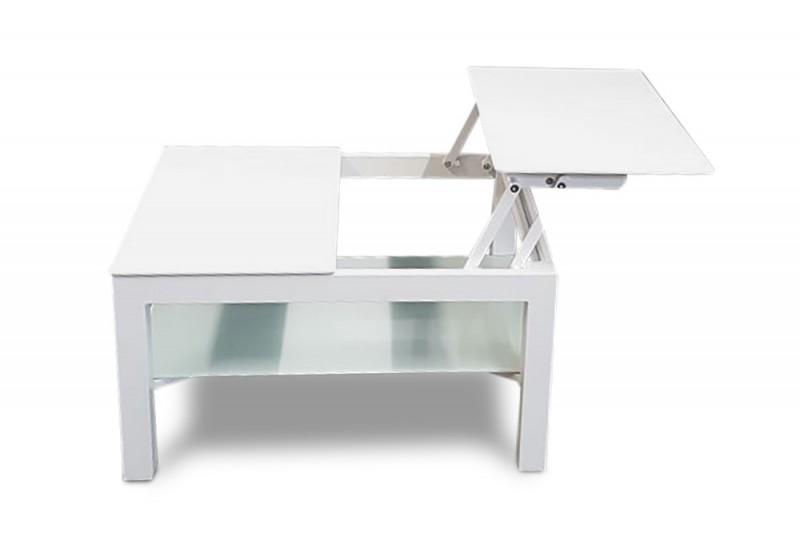 flexibler loungetisch der auch als esstisch genutzt werden. Black Bedroom Furniture Sets. Home Design Ideas