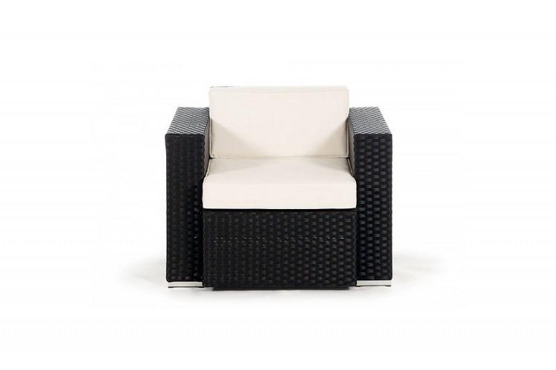 rattan lounge sessel schwarz neuesten. Black Bedroom Furniture Sets. Home Design Ideas
