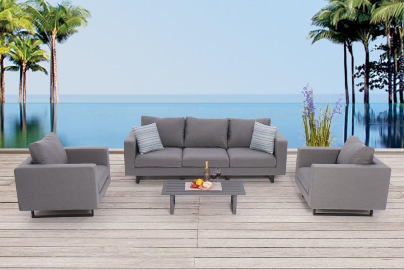 garten lounge set grau poly rattan lounge grau schema of polyrattan set. Black Bedroom Furniture Sets. Home Design Ideas
