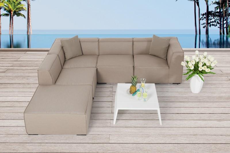 Gartenm bel gartenlounge outdoor allwetter lounge for Outdoor gartenmobel