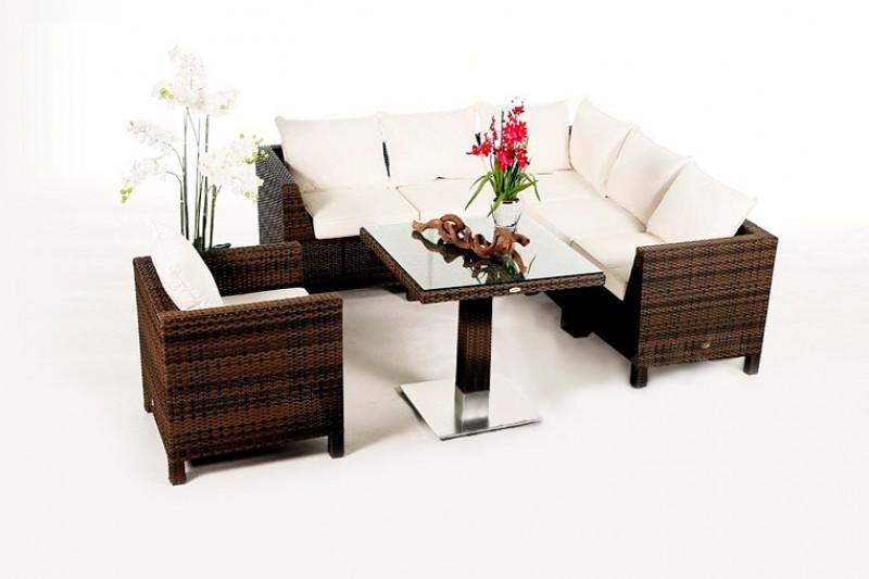 gartenm bel gartenmobiliar gartentische gartenst hle gartenliege lounge daisy mixed. Black Bedroom Furniture Sets. Home Design Ideas