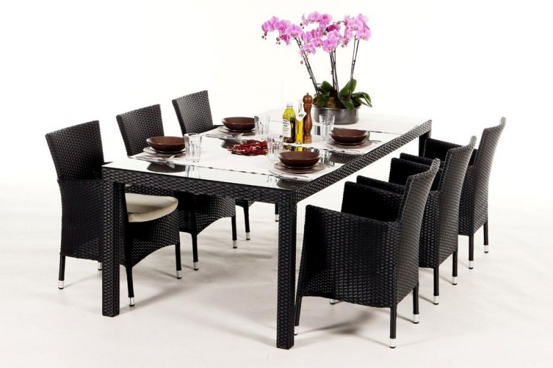 im online shop gartentische rattan tische tischsets. Black Bedroom Furniture Sets. Home Design Ideas