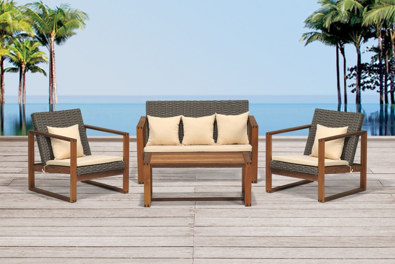 Gartenmobel Hornbach Schweiz : lounge sofa set from wwwgartenmoebelch picture on Gartenmoebel Holz