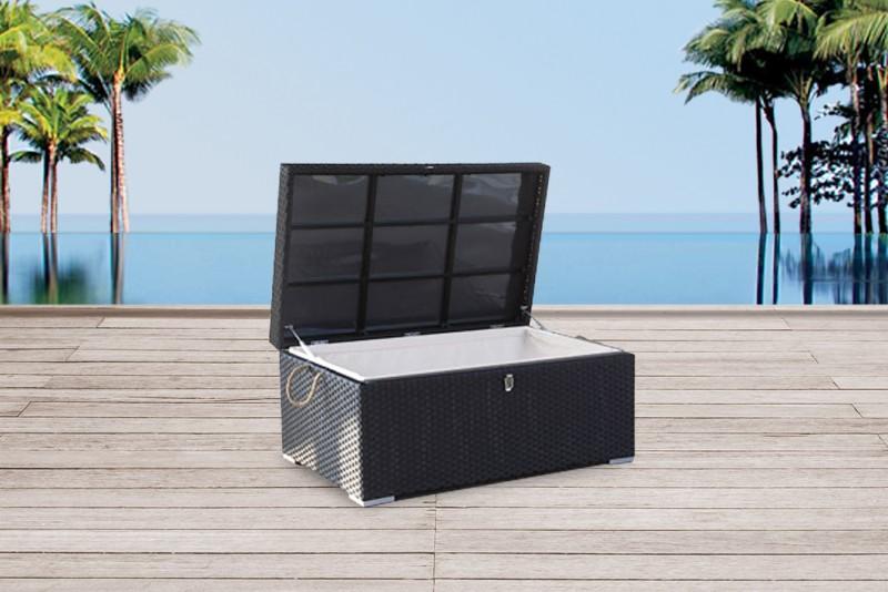 Unterschiedlich Kissentruhe - Kissenbox - Pillowboxen - Aufbewahrung von Rattan  OJ08