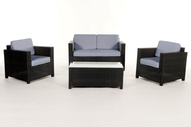 gartenm bel gartenmobiliar gartentische gartenst hle lounge bona lounge berz ge blau. Black Bedroom Furniture Sets. Home Design Ideas