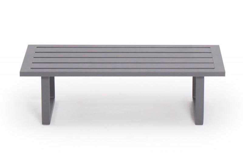 Gartenmöbel - Outdoor-Lounge - Sunita grau 2-Sitzer - Loungemöbel ...