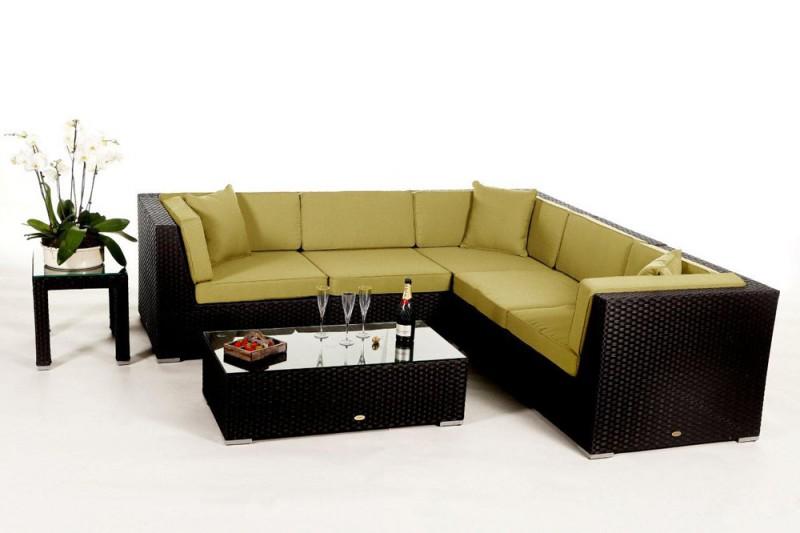 Gartenmobel Bauen Holz :  Gartenstühle  Lounge  Buffalo  Überzüge  verschiedene Farben