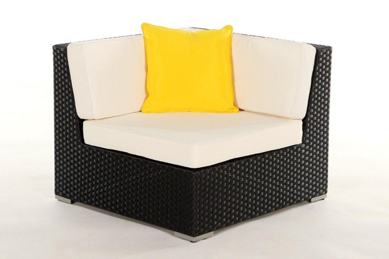 gartenm bel gartenmobiliar gartenst hle sessel lounge zierkissen gelb. Black Bedroom Furniture Sets. Home Design Ideas
