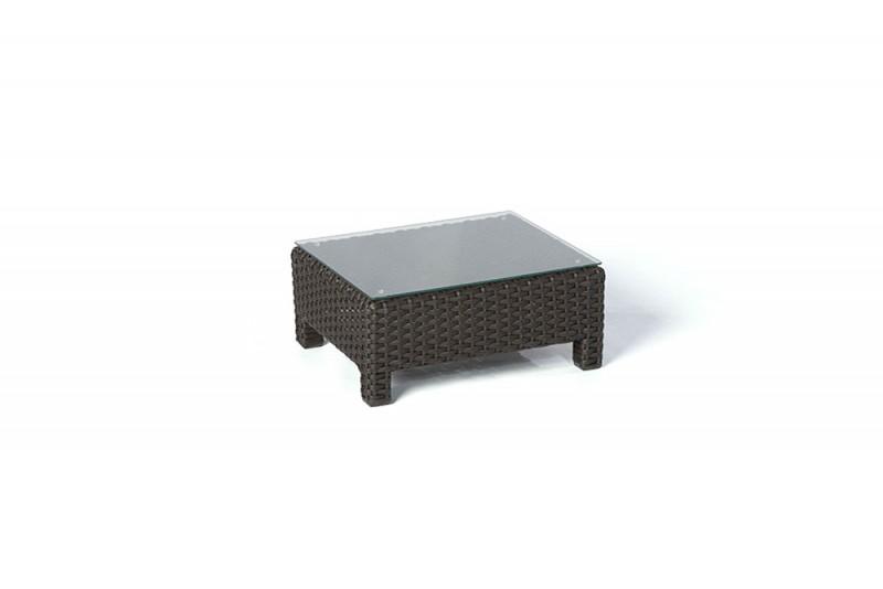 glasplatten set f r die hocker des gartenm bel sets florida dem bequemen rattan strandkorb in. Black Bedroom Furniture Sets. Home Design Ideas