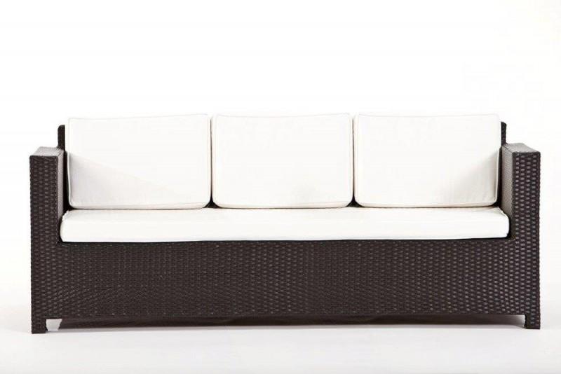 Gartenmöbel - Gartenmobiliar - Rattan Lounge - Bona Dea Deluxe 3er ...