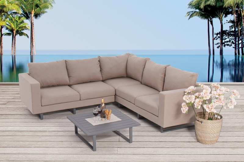 outdoor gartenm bel in der schweiz kaufen outdoor lounge m bel temple deluxe jetzt online bestellen. Black Bedroom Furniture Sets. Home Design Ideas