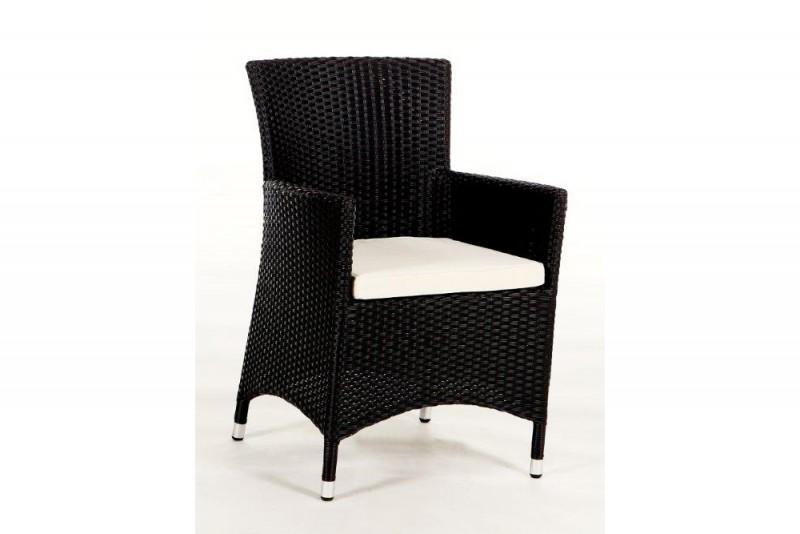 gartenm bel gartenmobiliar gartentische gartenst hle montreal dining schwarz. Black Bedroom Furniture Sets. Home Design Ideas