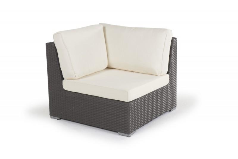 gartenm bel gartenmobiliar gartentische gartenst hle olympia lounge eckelement mit polster. Black Bedroom Furniture Sets. Home Design Ideas