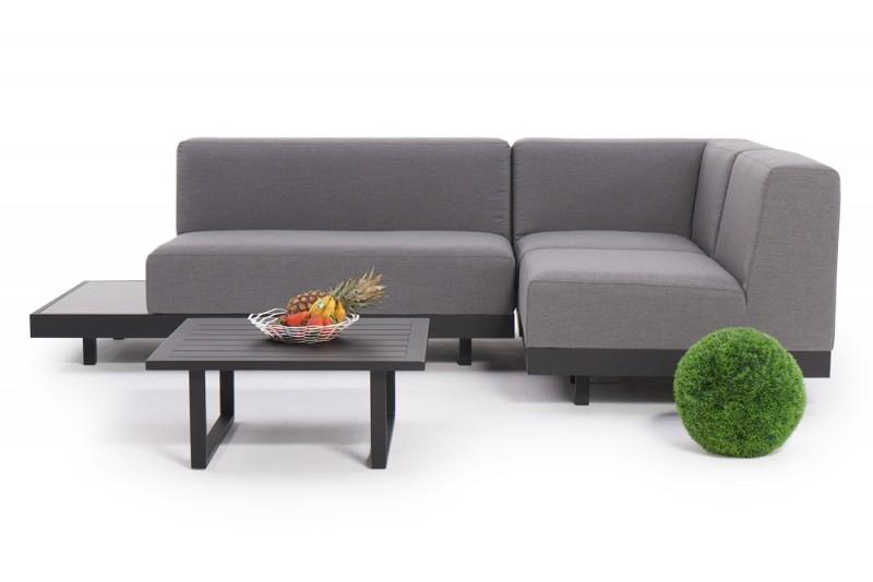 outdoor m bel mit wetterfesten lounge kissen kein. Black Bedroom Furniture Sets. Home Design Ideas