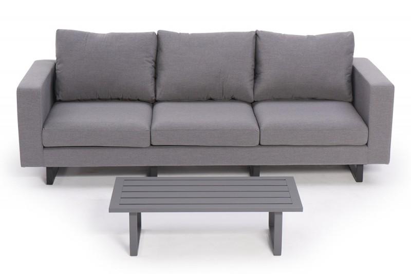 outdoor lounge surya wetterfeste sitzpolster hochwertig und bequem ab in den garten mit der. Black Bedroom Furniture Sets. Home Design Ideas