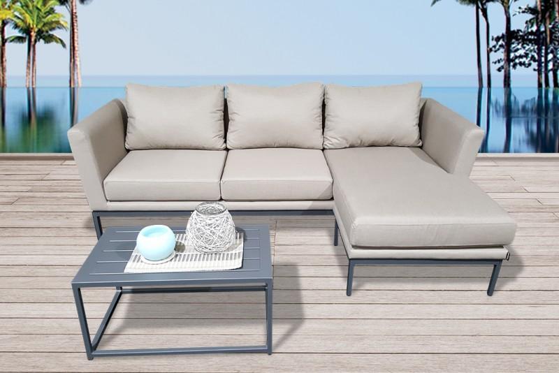 gartensofa gartenlounge ellbrella outdoor lounge. Black Bedroom Furniture Sets. Home Design Ideas