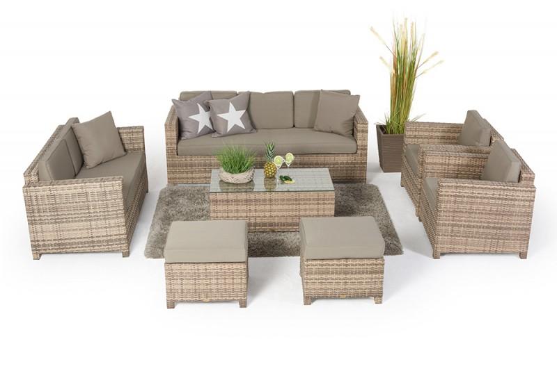 rattan gartenmoebel lilly 39 s deluxe sofas natural. Black Bedroom Furniture Sets. Home Design Ideas