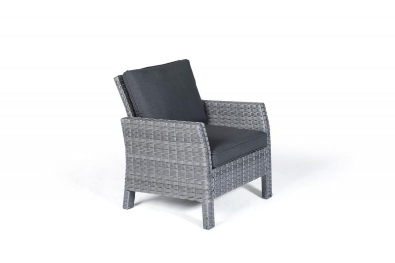 gartenm bel gartentische gartenst hle rattan tisch addams 150cm mix grau. Black Bedroom Furniture Sets. Home Design Ideas