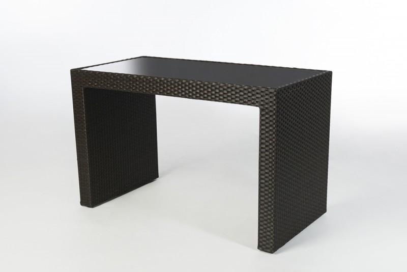 gartenm bel rattan gartentische gartenst hle gartenliege bar marilyn braun. Black Bedroom Furniture Sets. Home Design Ideas