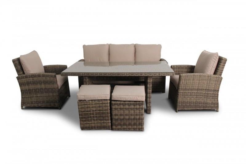 rattan gartenm bel rattan gartentisch rattan gartenmobiliar rattan essgruppe rattan. Black Bedroom Furniture Sets. Home Design Ideas
