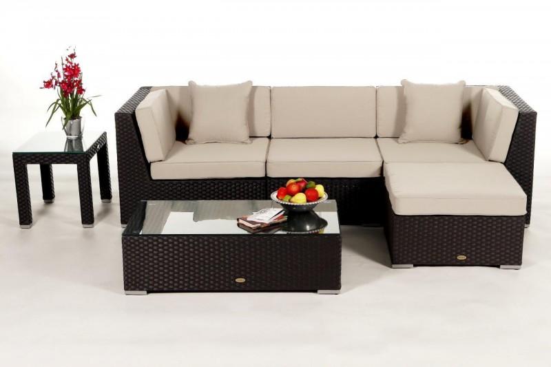 Balkonmobel Bei Hornbach :  Gartentische  Gartenstühle  Gartenliege  Lounge  Victoria braun