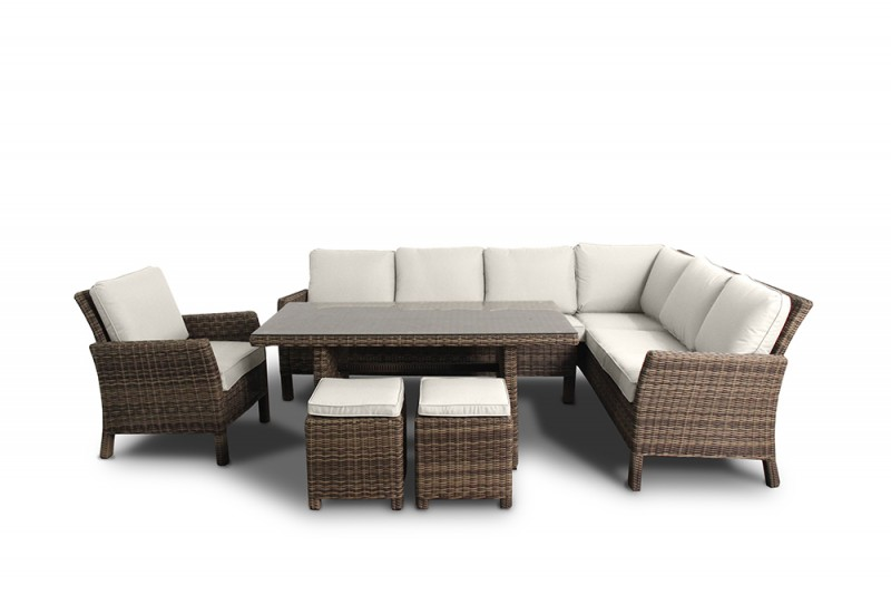 gartenm bel gartenmobiliar gartenlounge rattan lounge addams rattan sitgruppe rattan. Black Bedroom Furniture Sets. Home Design Ideas