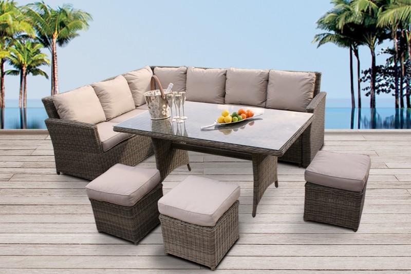 Rattan lounge ausverkauf  Rattan Lounge Outlet - Rattanmöbel Ausverkauf im Gartenmöbel Online Shop