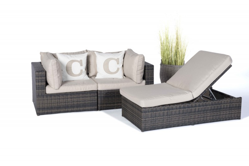 gartenm bel gartenmobiliar gartentische gartenst hle m bel ola rattan lounge braun. Black Bedroom Furniture Sets. Home Design Ideas