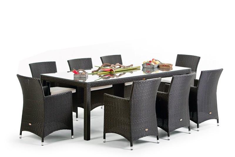 Gartenmobiliar Gartentische Gartenstuhle Rattan Tisch