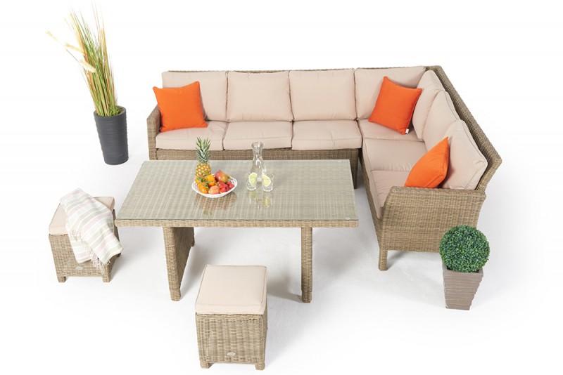 Gartenmöbel - Gartentische - Gartenstühle - Rattan Tisch - Darling ...