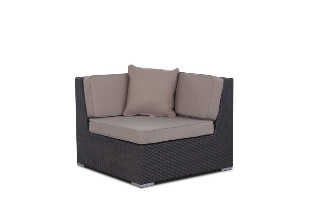 Gartenmöbel Aus Der Schweiz Günstig Kaufen Panorama Lounge Braun