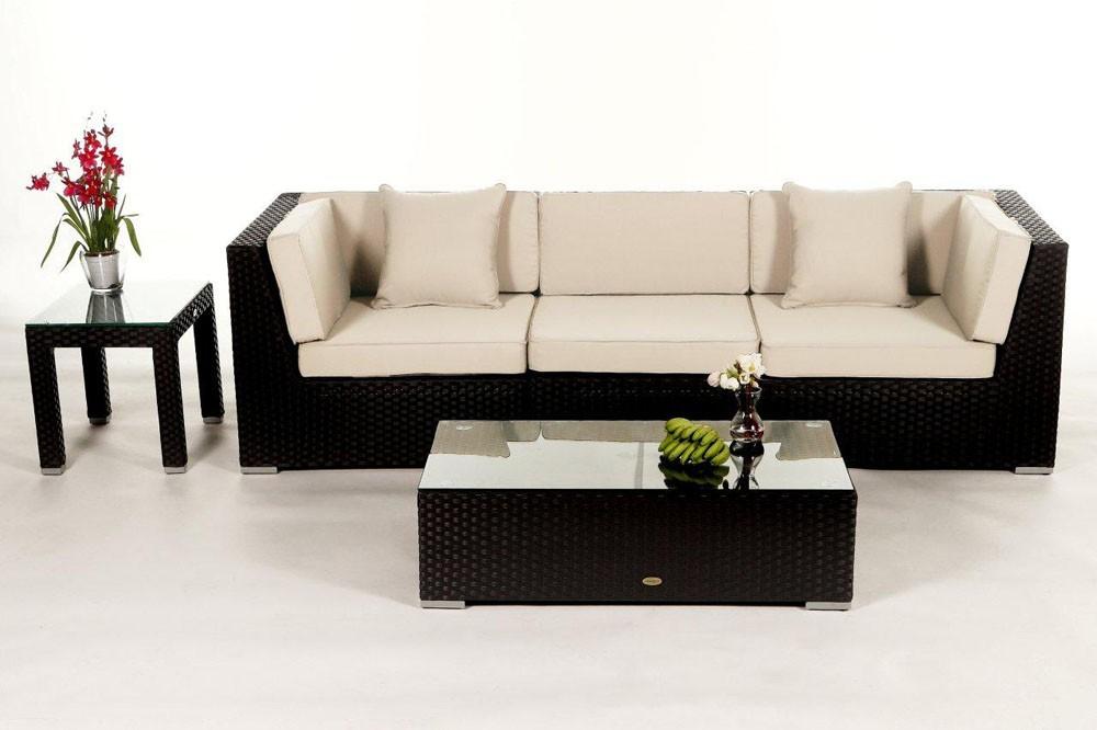 Gartenlounge - Gartentische - Gartenstühle - Rattan Lounge ...