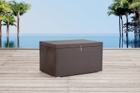 kissentruhe kissenbox pillowboxen aufbewahrung von rattan lounge polster gartenm bel. Black Bedroom Furniture Sets. Home Design Ideas