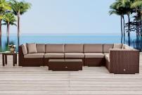 Gartenmöbel online kaufen: Rattan Gartentische & Lounges