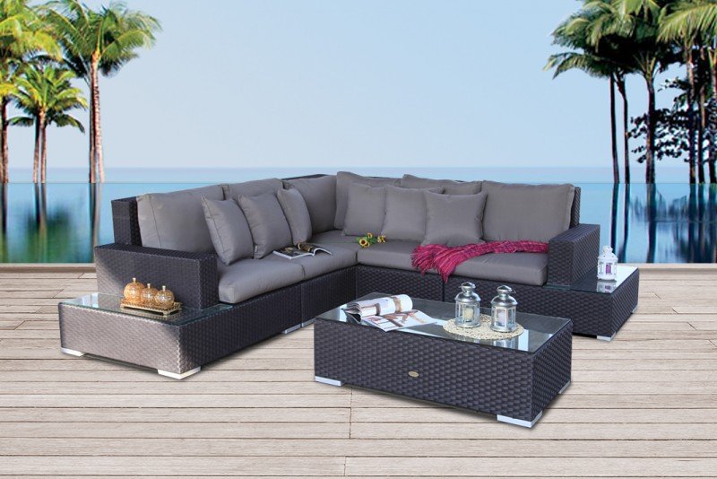 rattan garden furniture garden furnishings garden tables
