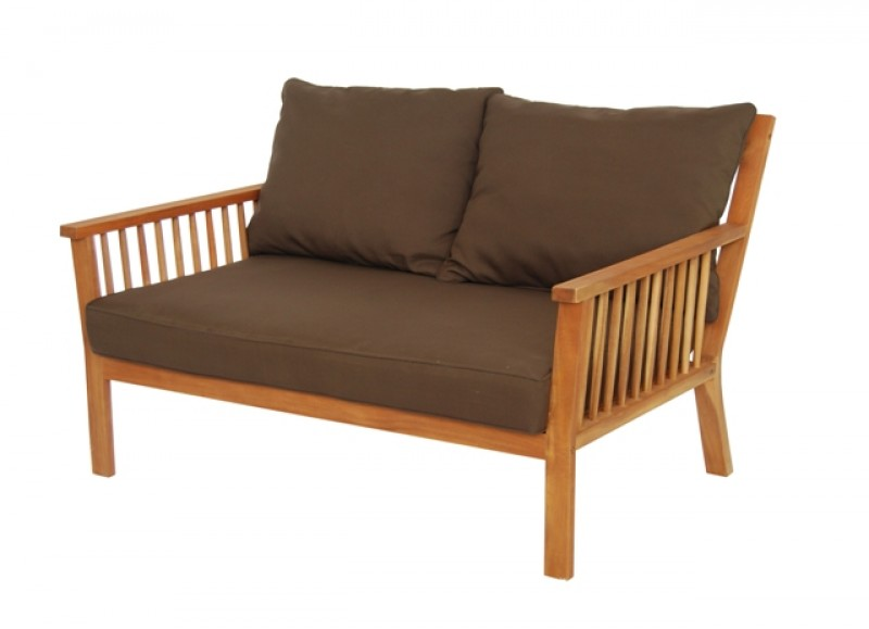 Lounge sofa outdoor holz  Garden furniture - Table - Chair - Wood - Lounge - Armchair - Safari
