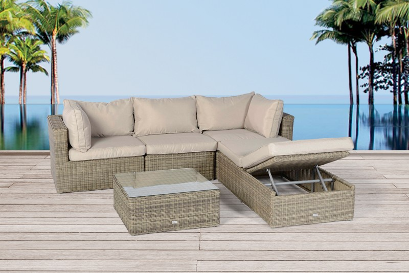 Rattan garden furniture - Garden furnishings - Garden ...