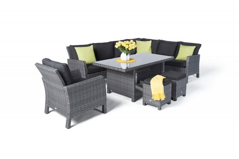 rattan garden furniture - garden furnishings - garden tables, Gartenmöbel