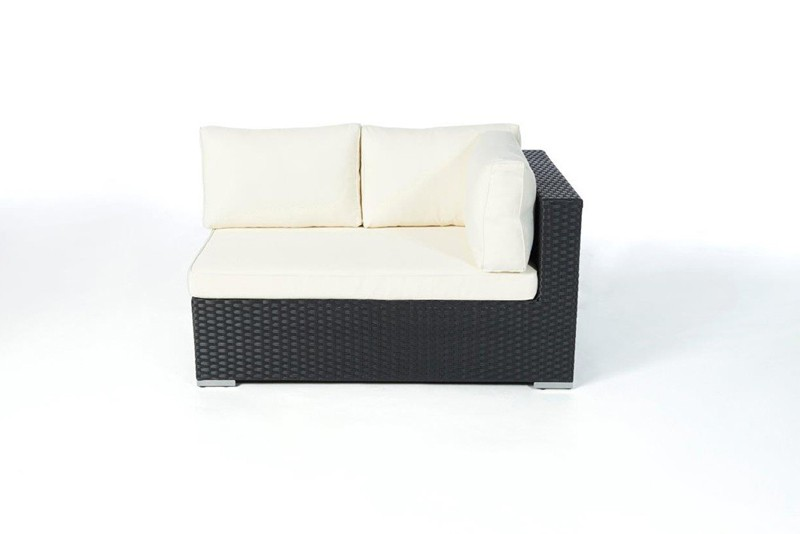 Lounge ecksofa  Rattan garden furniture - Garden furnishings - Garden tables ...